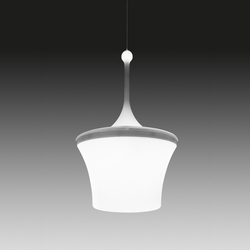 Calenda Suspension Lamp | Suspended lights | Artemide