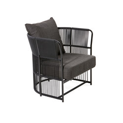 Tibidabo lounge chair | Garden armchairs | Varaschin