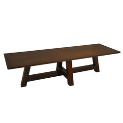 F004 table | Restaurant tables | FOUNDED