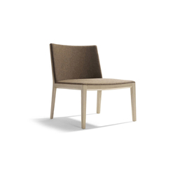 Bianca Light | Lounge chairs | Crassevig