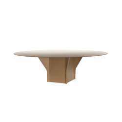 Argor O oval table | Mesas comedor | Frag