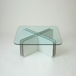 Grid Cross Table | Lounge tables | Miranda Watkins
