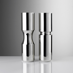 Groove Vase & Slim Groove Vase | Vasen | Miranda Watkins
