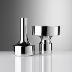Spin Vase & Wide Flare Vase | Candlesticks / Candleholder | Miranda Watkins