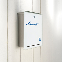 letterman III briefkasten | Bucalettere | Radius Design