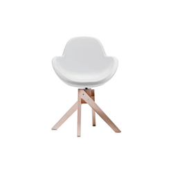 Darling 4 swivel armchair | Chaises | Frag