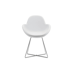 Darling armchair | Visitors chairs / Side chairs | Frag