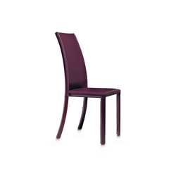 Evia H side chair | Chaises de restaurant | Frag