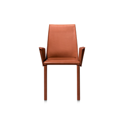 Evia P armchair | Restaurant chairs | Frag