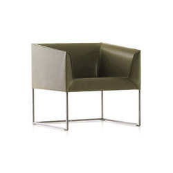 Gavi L lounge armchair | Lounge chairs | Frag