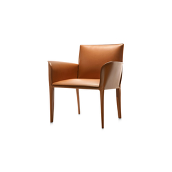 Latina L lounge armchair | Poltrone lounge | Frag
