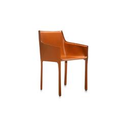 Nisidia P armchair | Chaises de restaurant | Frag