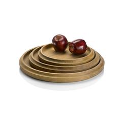 Curve Walnut Platters | Bowls | Miranda Watkins