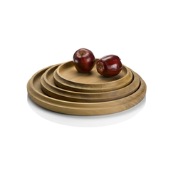 Curve Walnut Platters | Schalen | Miranda Watkins