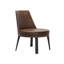 Ponza L lounge chair | Lounge chairs | Frag