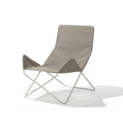 In-Out lounge chair outdoor | Garden armchairs | Richard Lampert