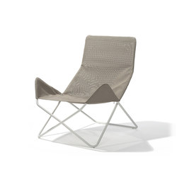 In-Out lounge chair outdoor | Sillones de jardín | Lampert