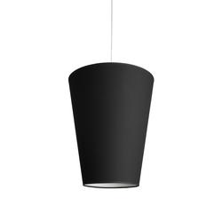 SOIHTU suspended black | Illuminazione generale | LND Design