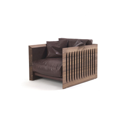 Soft Wood | Poltrone lounge | Riva 1920