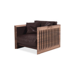 Soft Wood | Sillones lounge | Riva 1920