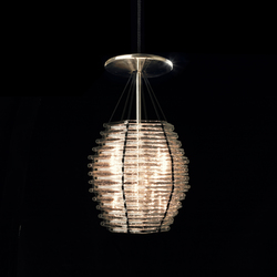 Basket Chandelier | Ceiling suspended chandeliers | LOBMEYR