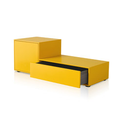Truck bedside table | Night stands | Porro