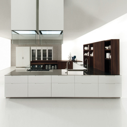Duemilaotto | Fitted kitchens | Boffi