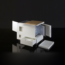 Minikitchen | Compact kitchens | Boffi