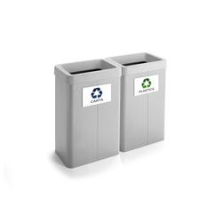 Maxi | Cubos de basura / papeleras | Caimi Brevetti