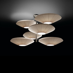 Siam pendant lamp 6 Luces | General lighting | BOVER