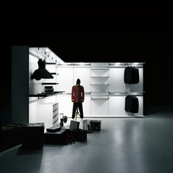 Saint Germain | Walk-in wardrobes | Boffi