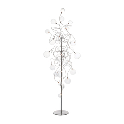 Bubbles – Long floor lamp | General lighting | HARCO LOOR