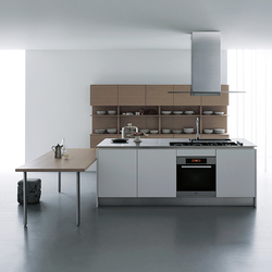 Xila ST | Fitted kitchens | Boffi
