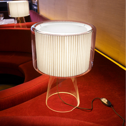 Mercer cotton table lamp | Lampade tavolo | Marset