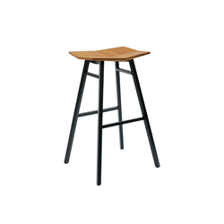 SEMBILAN bar stool | Taburetes de bar | INCHfurniture