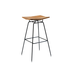 DUA bar stool | Sgabelli bar | INCHfurniture