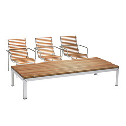 Extempore low table | Garten-Couchtische | extremis