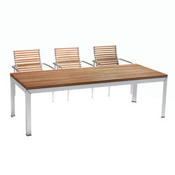 Extempore medium table | Garten-Esstische | extremis