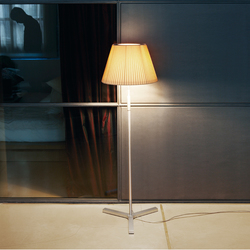 Nolita Cotton floor lamp | Free-standing lights | Marset
