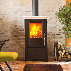 Bahr | Wood | Wood burning stoves | MCZ