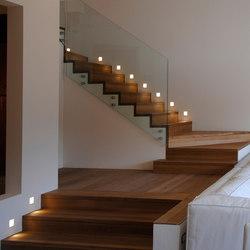 Faltwerk klassisch | Holztreppen | Siller Treppen