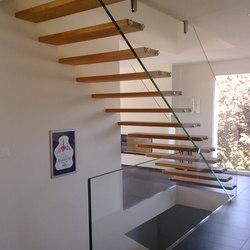 Mistral Freestanding 1   Staircase systems   Siller Treppen