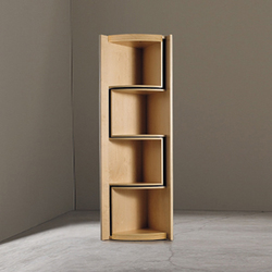 In-canto Corner cupboard | Shelves | adele-c