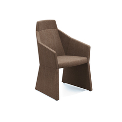 Parker I 2701/11 | Restaurant chairs | Casala