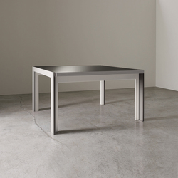 T-63 Single I Double table | Esstische | adele-c