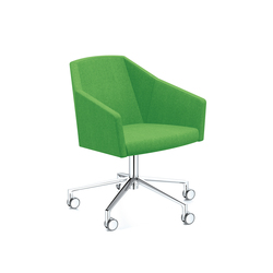 Parker VI 2731/10 | Visitors chairs / Side chairs | Casala