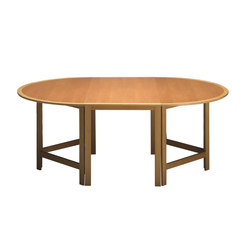 The Folding Dining Table | Mesas comedor | Rud. Rasmussen