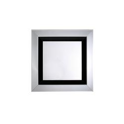 Miroirs accessoires d 39 habitat de bureau jewel black s for Miroir eclat silver