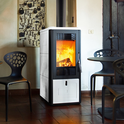 Chari | Wood | Wood burning stoves | MCZ