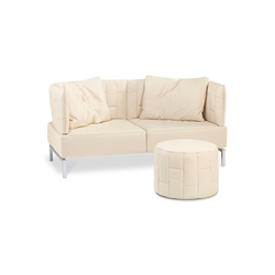 Calypso Sofa I Pouf | Sofás | Jori